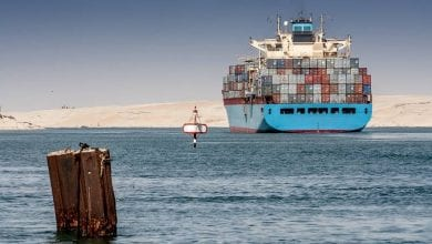 Photo of Egypt's Suez Canal Shipping Unaffected by Coronavirus