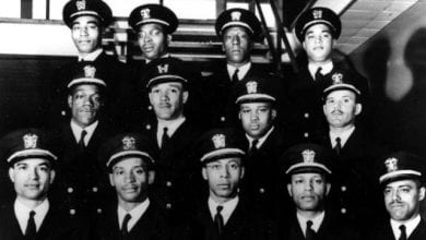 Photo of The Golden Thirteen: How Black Men Won the Right to Wear Navy Gold
