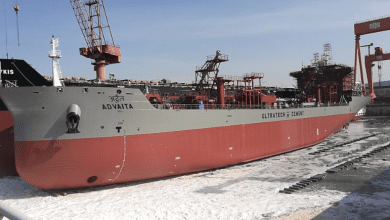 Photo of IRClass: New cement carrier launched in China despite COVID-19 hurdles