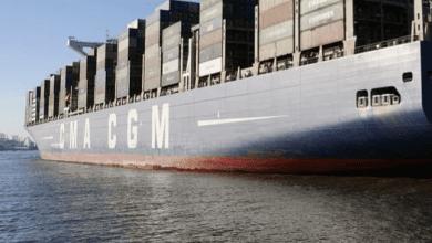 Photo of CMA CGM receives Sub-Panamax newbuild