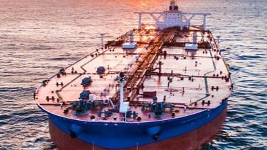 Photo of Cosco VLCC in Distress off South African Coast, Rescue Dispatched