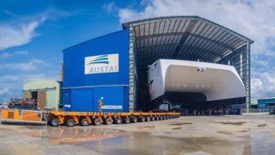 Photo of Austal Vietnam Launched Its First Vessel