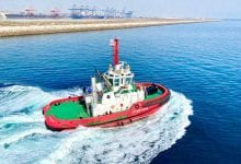 Photo of Sanmar Delivers New Svitzer Tug in Port of Sohar