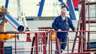 Photo of Interview: Steinar Nerbovik, President & CEO, Philly Shipyard