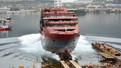 Photo of New Expedition Cruise Ship Launched in Croatia