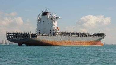 Photo of Scrapyards Set for New Wave of Containership Demolition as Idle Fleet Grows