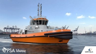 Photo of BV Marine Singapore, PSA Marine carry out remote survey of LNG-dual fuel tug