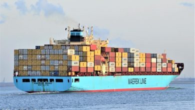 Photo of Mariners Test Positive for COVID-19 Onboard U.S.-Flagged Maersk Idaho
