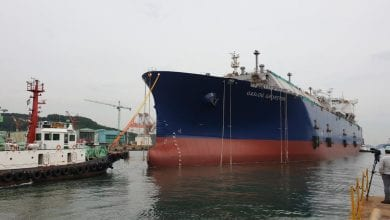 Photo of Samsung Heavy launches GasLog LNG newbuild