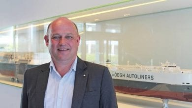 Photo of Enger Named CEO of Höegh Autoliners