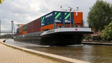 Photo of ZES partners develop emission-free barge concept