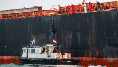 Photo of Singapore sees 1st full crew change under new COVID-19 compliant guidelines