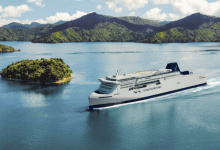 Photo of New Zealand to build two new future-proof ferries for Cook Strait