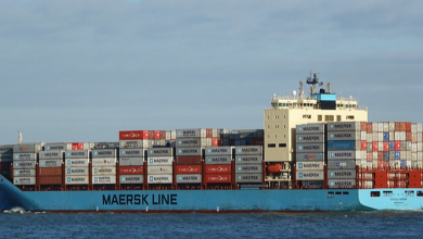 Photo of Crew members on board Maersk Idaho test positive for COVID-19