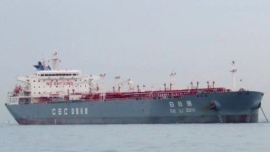 Photo of Nanjing Tanker orders chemical tanker at Taizhou Maple Leaf Shipbuilding