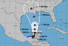 Photo of U.S. Gulf Platforms Prepare for Tropical Storm Cristobal