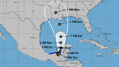 Photo of U.S. Gulf Platforms Prepare for Tropical Storm Cristobal
