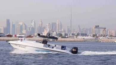 Photo of Autonomous Security Surveillance Boat Launched in the UAE