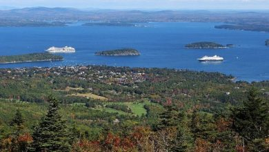 Photo of Bar Harbor Closes its Port to Cruise Ships for 2020