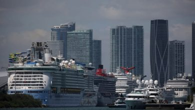 Photo of The World's Cruise Ships Can't Sail. Now, What to Do With Them?
