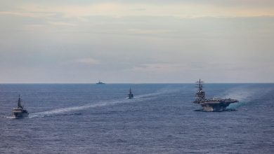 Photo of U.S. Hardens Stance Against China's 'Completely Unlawful' South China Sea Claims