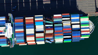 Photo of Actual Number of Containers Lost at Sea Falling, Study Shows