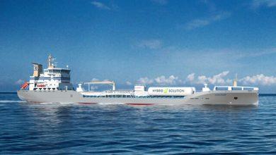 Photo of Construction starts on Terntank's hybrid tankers