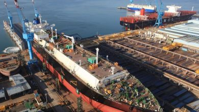 Photo of Ship orders plummet to lowest level seen this century