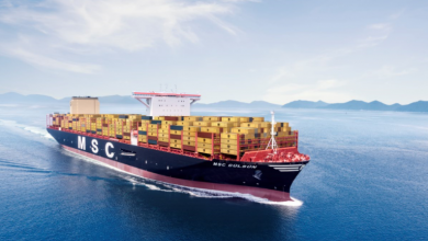 Photo of MSC refutes damning claims on its emissions from Transport & Environment's report