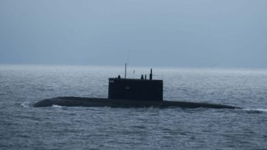 Photo of Royal Navy Tracks Surfaced Russian Sub Through English Channel