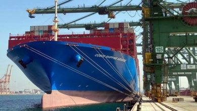 Photo of Saudi Arabia's Dammam Port Handles Record TEUs as Plans Expansion