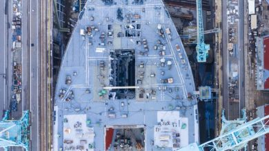 Photo of Shell's shipping study confirms LNG as transition fuel