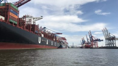 Photo of Report: Ports can be front runners of energy transition