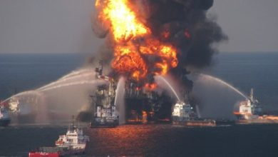 Photo of Study: Gas Hydrate Plug May Have Led to Deepwater Horizon Blowout