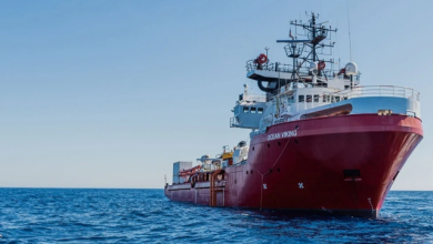 Photo of Rescue Vessel Declares Emergency After Six Migrants Attempt Suicide