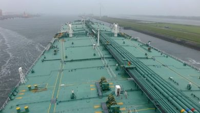 Photo of Another coronavirus outbreak on board a tanker