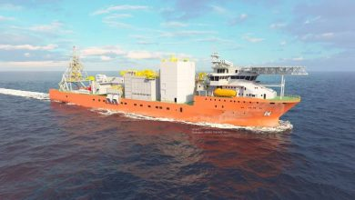 Photo of ABB Power System for World's Largest Diamond Recovery Vessel
