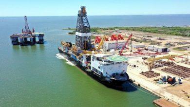 Photo of Halter Marine Completes Service on Diamond Offshore's Ocean BlackLion