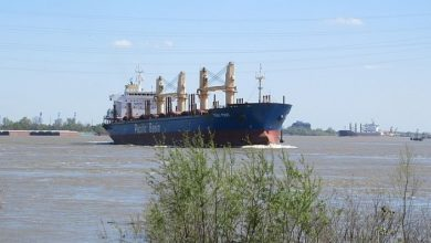 Photo of Project to Deepen Mississippi River Improves Access for Large Ships