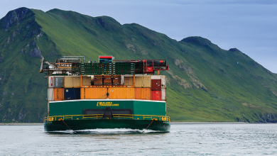 Photo of Alaska Marine Lines Upgrading Its Rail Barges