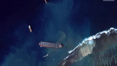 Photo of Mauritius Says Almost All Oil Removed from Damaged Bulker Wakashio