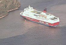 Photo of Viking ship runs aground off Finland, all passengers evacuated