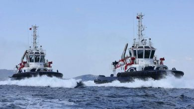 Photo of Sanmar Delivers Tug Pair to Scotland