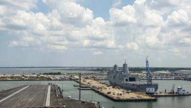 Photo of Norfolk Naval Shipyard Commander Relieved