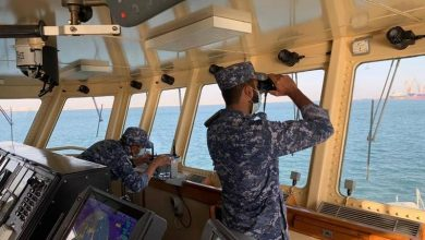 Photo of On Watch: International Coalition Monitors, Protects Middle East Shipping Lanes