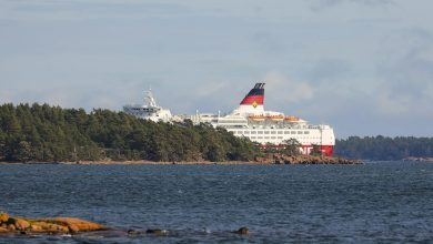 Photo of Viking Line Ferry Grounds in Finland