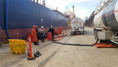 Photo of Mexico Seizes Ship Linked to Fuel Theft