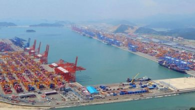 Photo of Report: Typhoons Add to Congestion at South Korean Ports