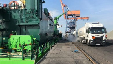 Photo of LIQUIND Marine ticks its LNG bunkering first