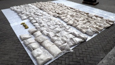 Photo of Over 1 tonne of drugs found in container onboard Maersk Sembawang